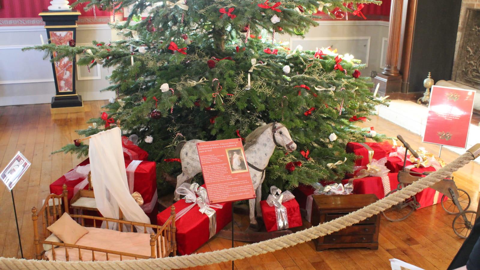 Noël au château d'Amboise