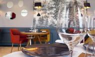 Restaurant du domaine de La Tortinière