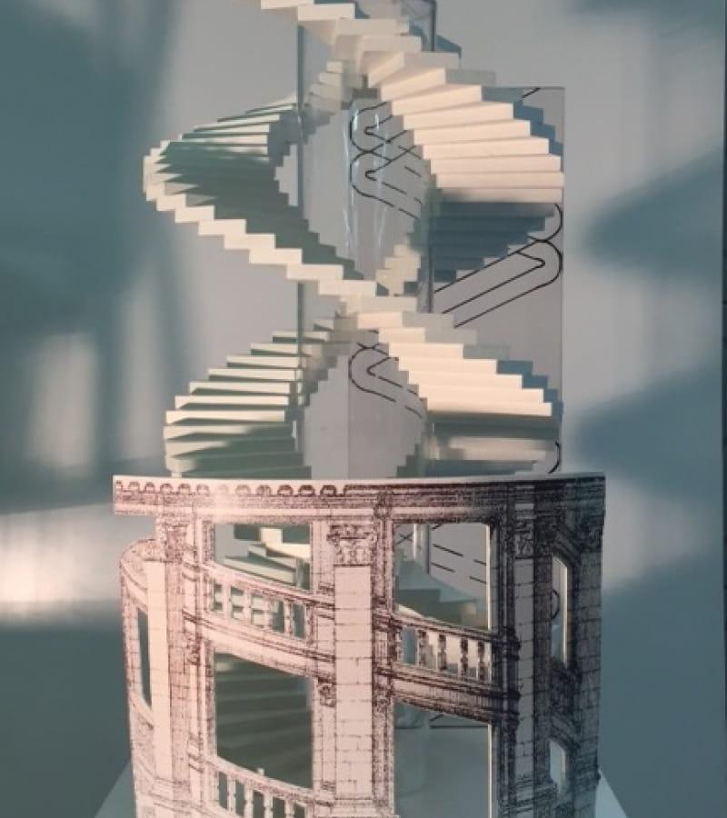 L'escalier de Chambord