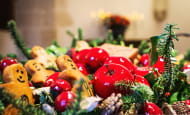 Noël au pays des châteaux - Noël gourmand d'Azay-le-Rideau