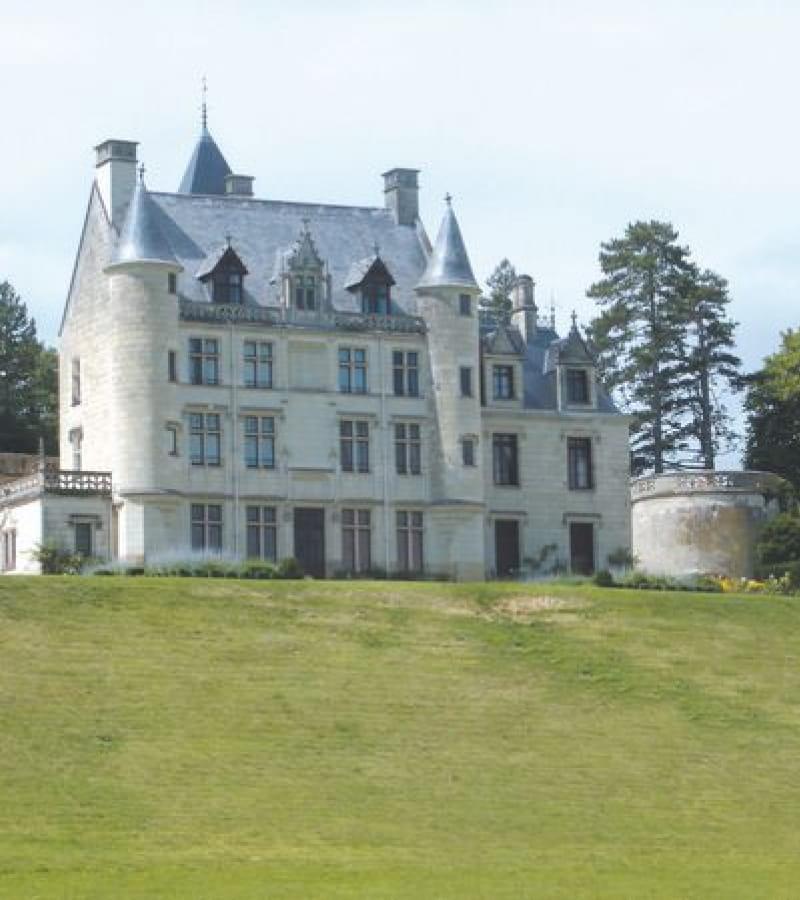 ST GERMAIN EN VIENNE Château du Petit Thouars 1