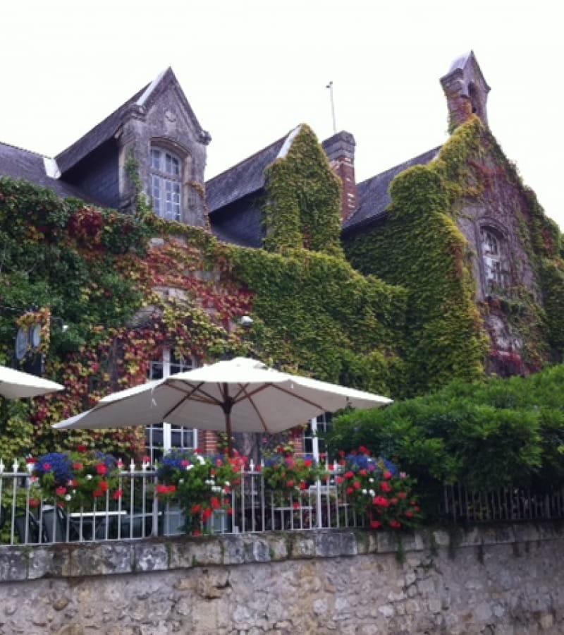 Restaurant-Salamandre restaurant-Azay le Rideau-Touraine