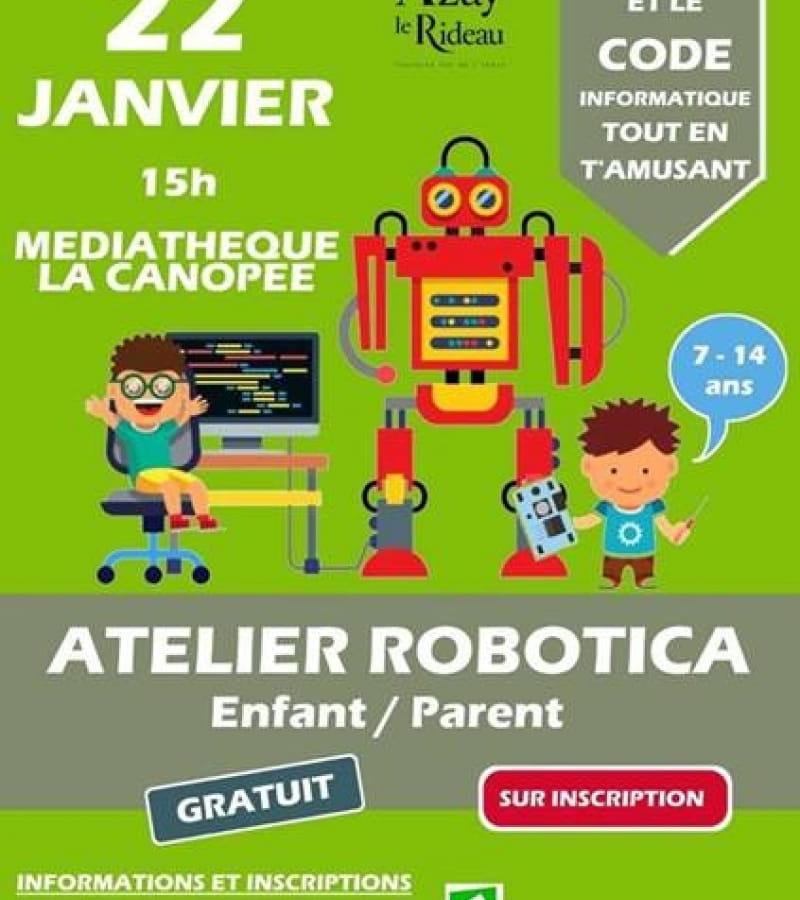 atelier robotica