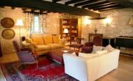 Les Marronniers salon de 50 m2
