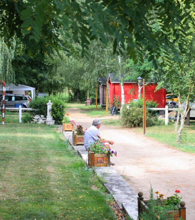 Caillé-camping