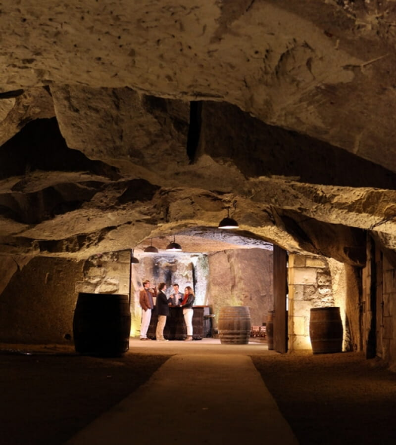 Cave Plouzeau - Chinon