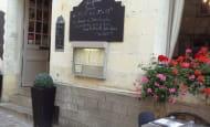 La Table de Jeanne extérieur- Chinon