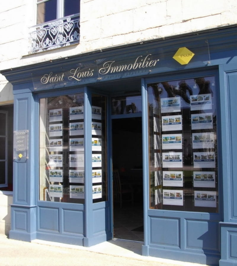 COMMERCE - CHAMP-SUR-VEUDE - ST LOUIS IMMOBILIER