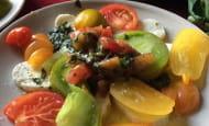 salade-de-tomates-du-jardin