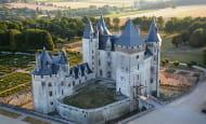 terre d'envol, Chateau-de-Montpensier