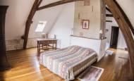 SEUILLY Manoir de l'abbaye Ronsard2