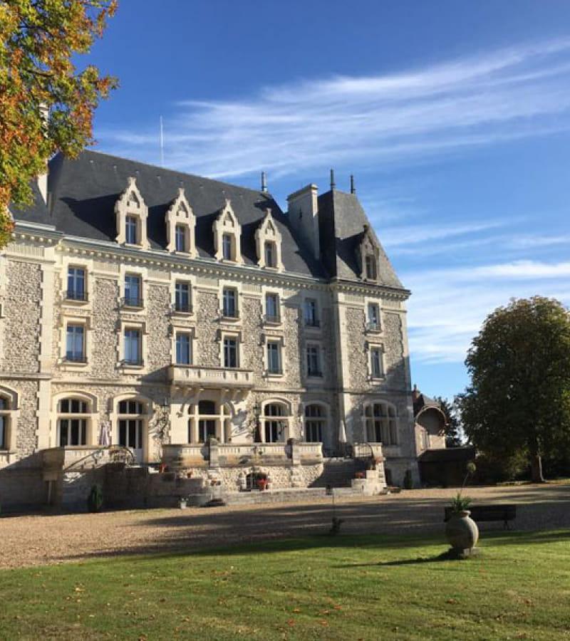 Château du Gerfaut - Azay-le-Rideau