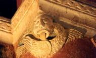 Sanctuaire Cravant chapiteau 1