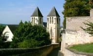Collégiale Saint-Mexme