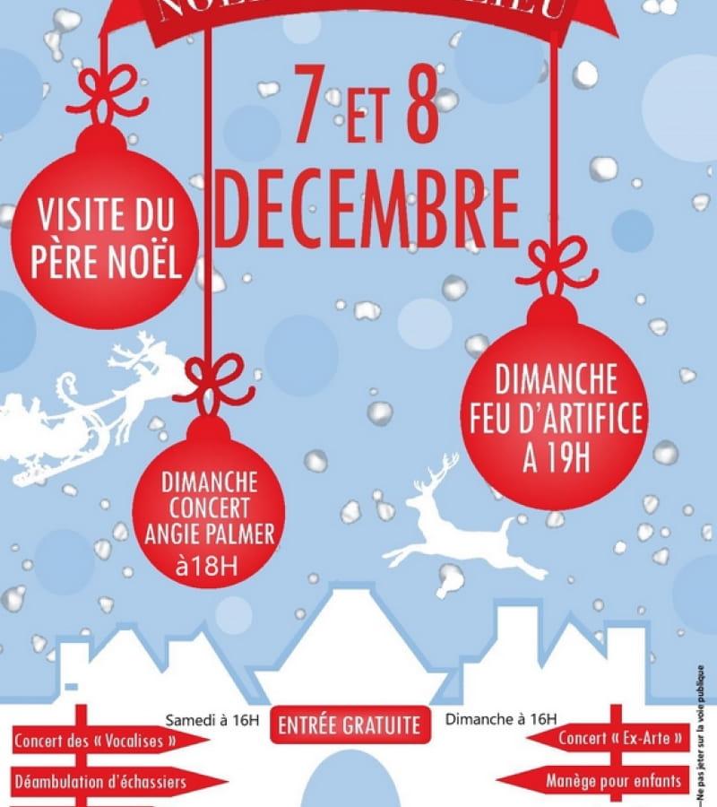Noël à Richelieu 2019