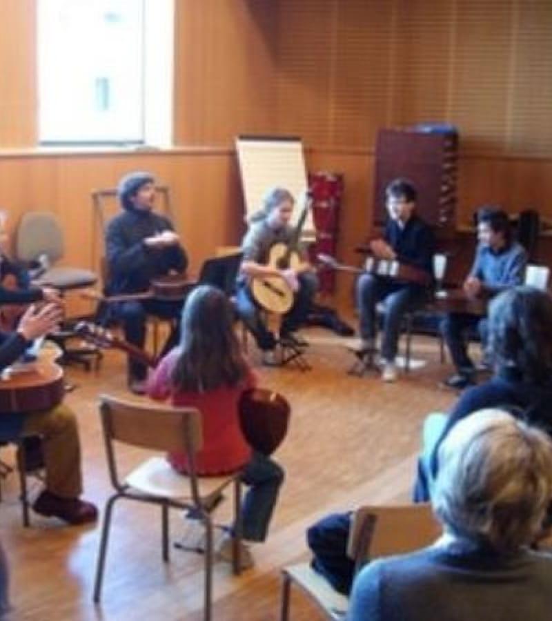 Conservatoire de musique - Chinon