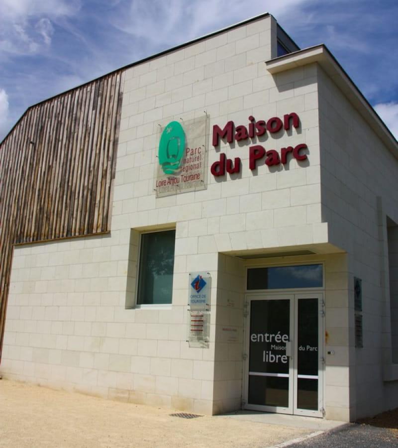 La_Maison_du_Parc_à_Montsoreau_©PNRLAT
