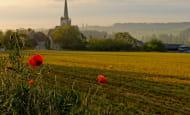 Visite de Crissay-sur-Manse
