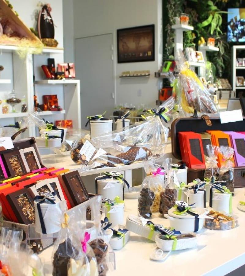 Boutique cadeau et chocolat Manthelan Loches